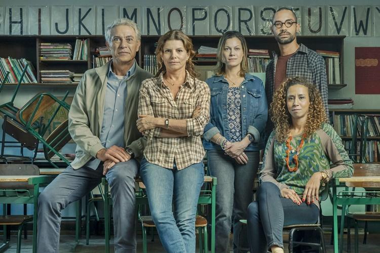Inédita em Portugal, 'Segunda Chamada' tem data de estreia marcada na Globo