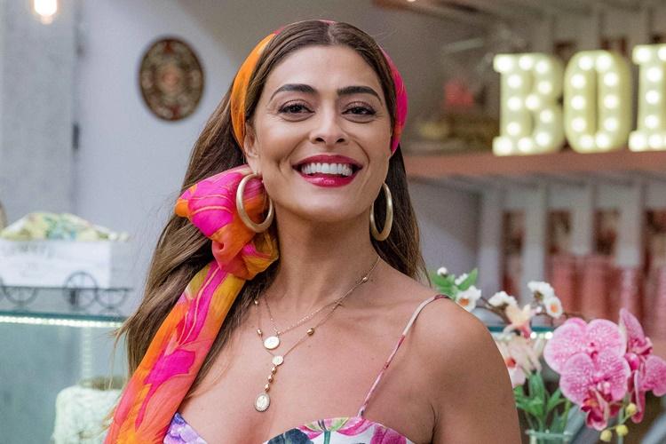 A Dona do Pedaço – Maria da Paz (Globo/Raquel Cunha)