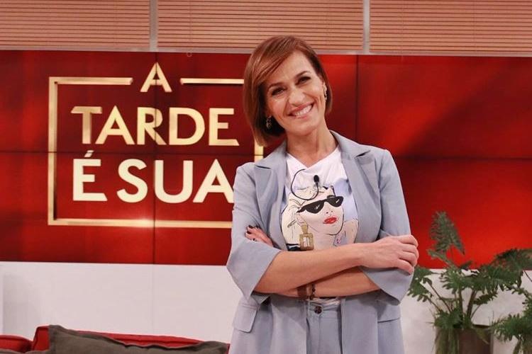Fátima Lopes em quarentena; Turma do filho com caso positivo de Covid-19