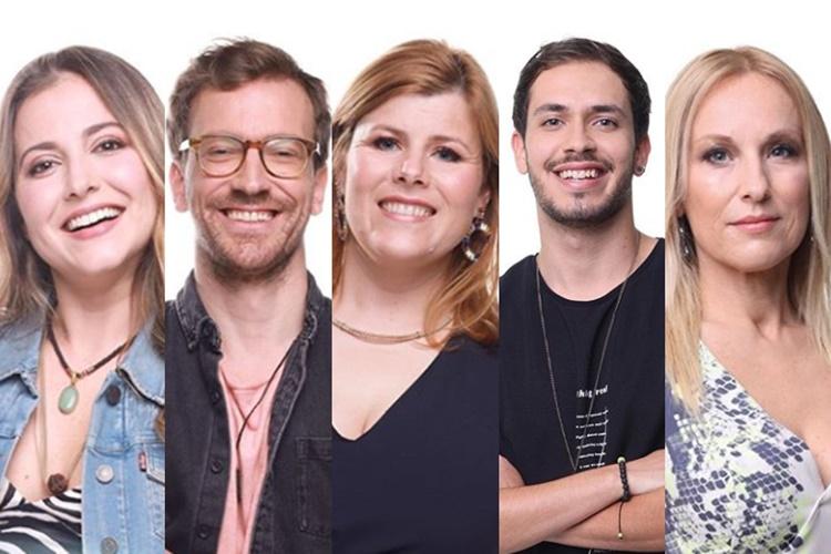 BB2020: Ana Catharina, Diogo, Noélia, Renato e Teresa são os nomeados