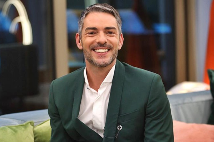 Claudio Ramos faz agradecimento aos ex-concorrentes do Big Brother