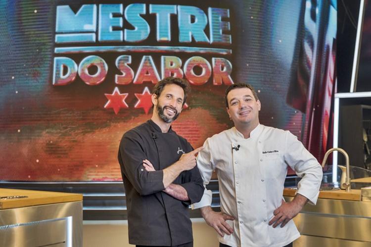 'Mestre do Sabor': Chef José Avillez despede-se do programa e passa o bastão a Rafa Costa e Silva