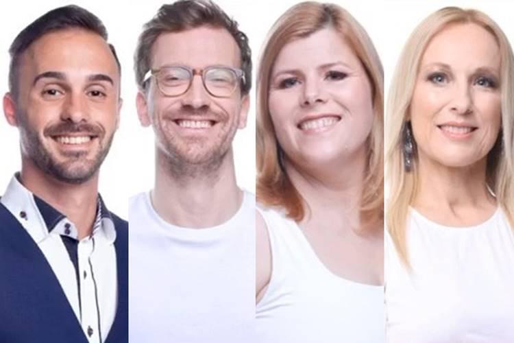 BB2020: Daniel Guerreiro, Diogo, Noélia e Teresa são nomeados