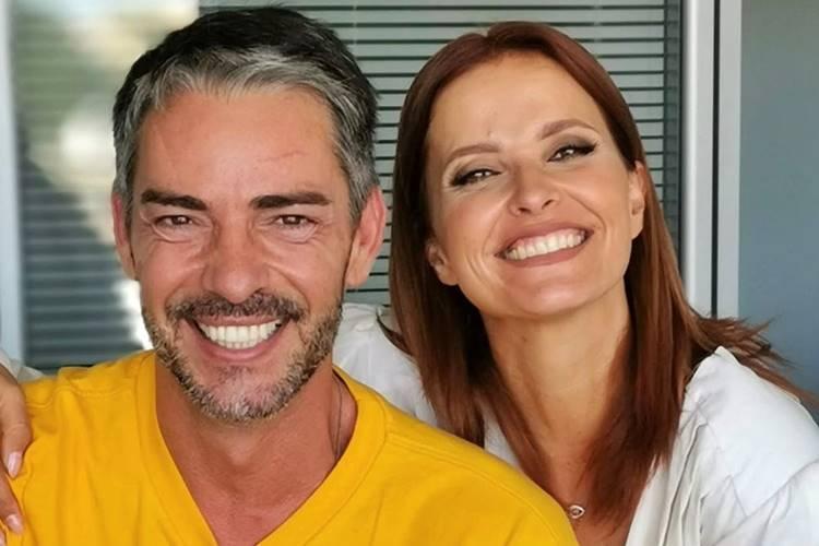 Cristina Ferreira responde seguidora ao ser acusada de afastar Claudio Ramos