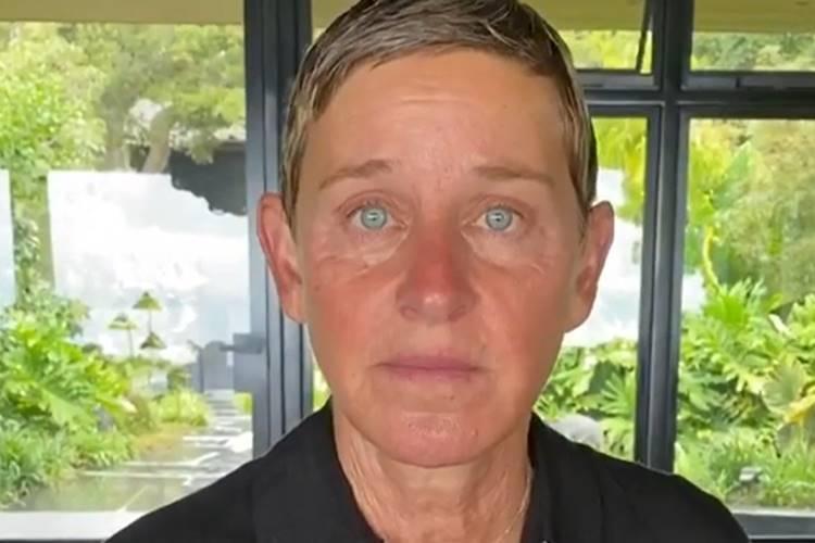 Ellen DeGeneres/Instagram