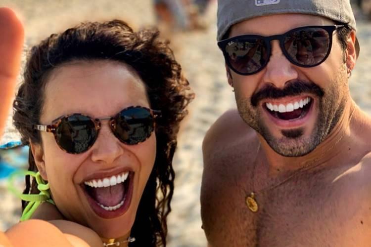 Gabriela Moreyra e Pedro Carvalho/Instagram