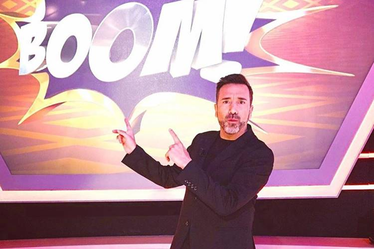 TVI marca data de estreia para seu novo programa, 'Boom'