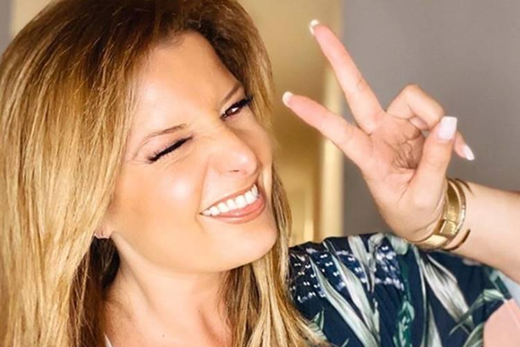 Maria Botelho Moniz ganha presentão do namorado