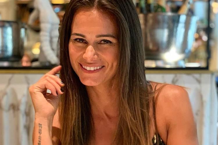 Cláudia Vieira dá entrada em Hospital Particular do Algarve