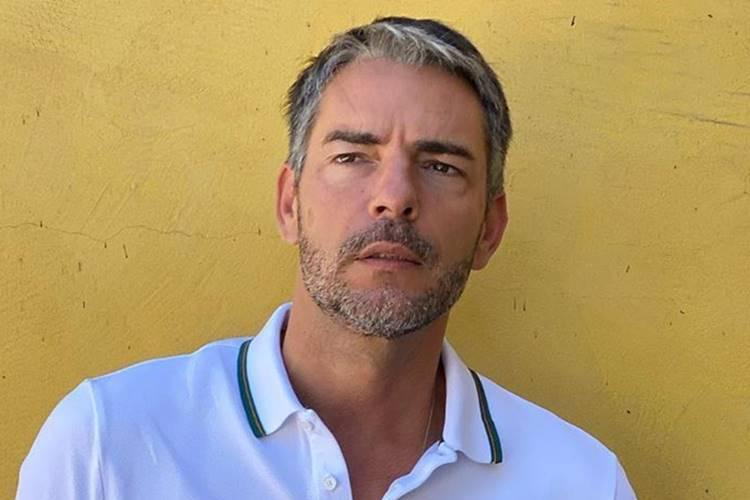Claudio Ramos partilha foto de sunga