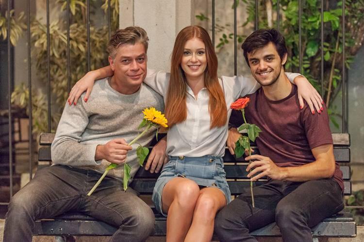 Totalmente Demais - Arthur - Eliza - Jonatas (Globo/Artur Meninea)