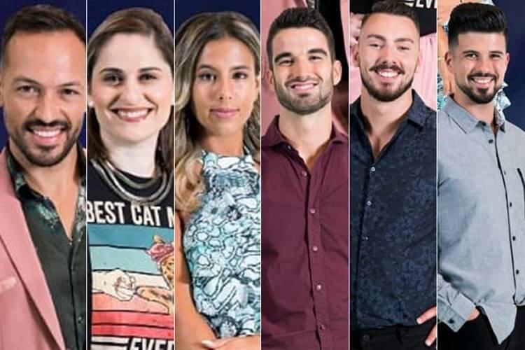 Sondagem Big Brother – A Revolução: Quem deve ser expulso? Vote!