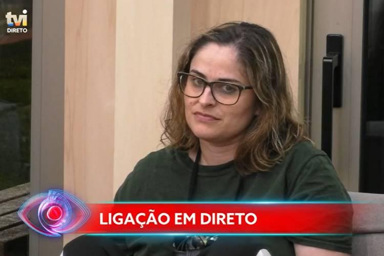 Big Brother A Revolução - Diana (Reprodução/TVI)