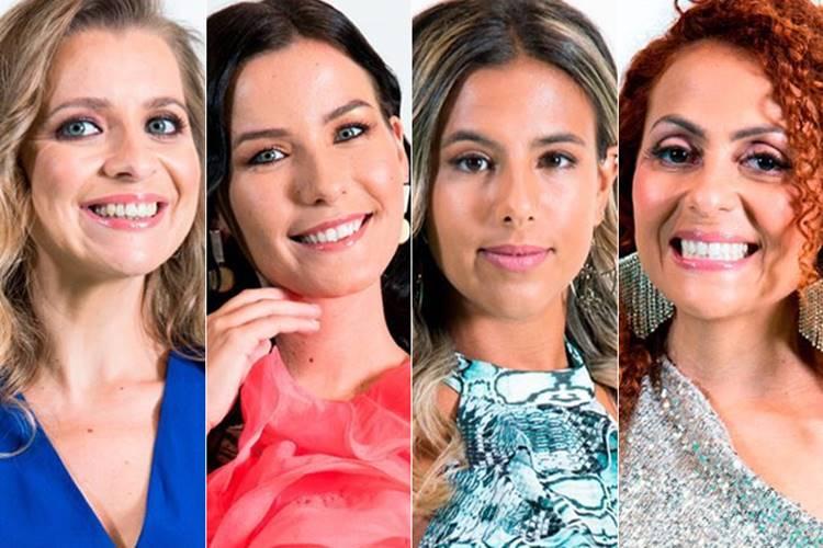 Big Brother A Revolução - Nomeadas - Andreia - Catarina - Joana e Sandra/TVI