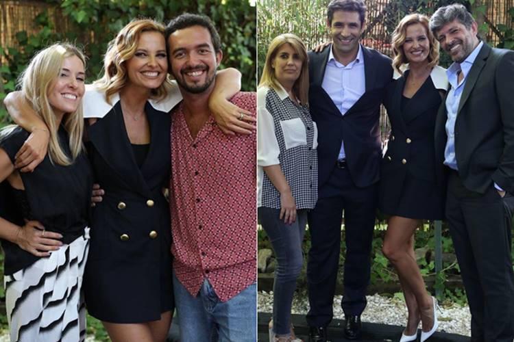 Cristina Ferreira com amigos/Instagram