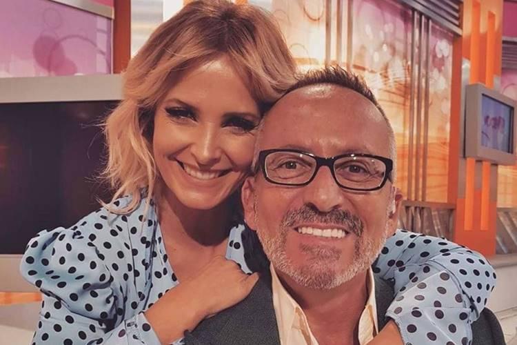 Reencontro de Manuel Luís Goucha e Cristina Ferreira no 'Você na TV' fica na liderança