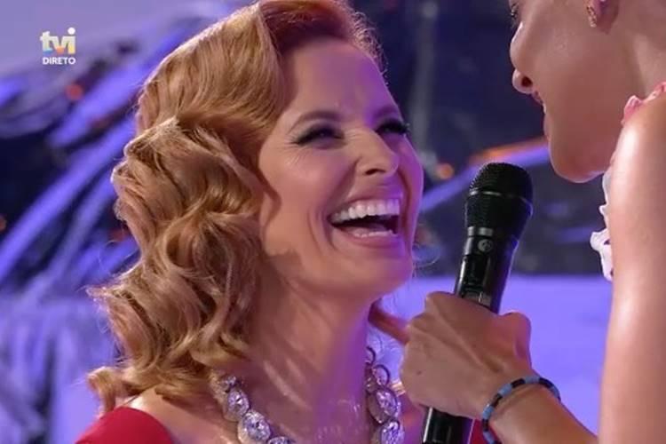 Cristina Ferreira/TVI