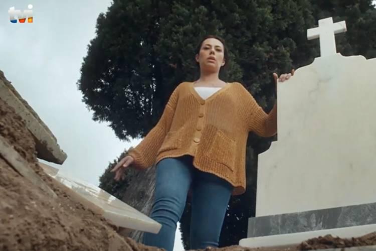 Amar Demais - Celia (Reprodução/TVI)