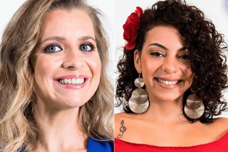 Big Brother A Revolução - Andreia e Jéssica Fernandes (Reprodução/Instagram/TVI)