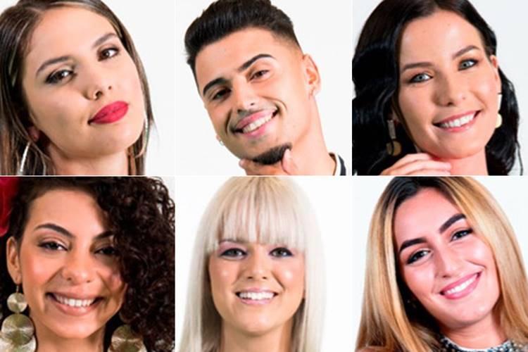 Big Brother A Revolução - Nomeados da Semana/TVI