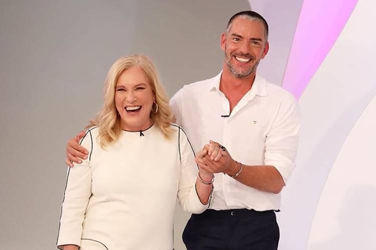 Teresa Guilherme e Claudio Ramos anunciam grande novidade na TVI