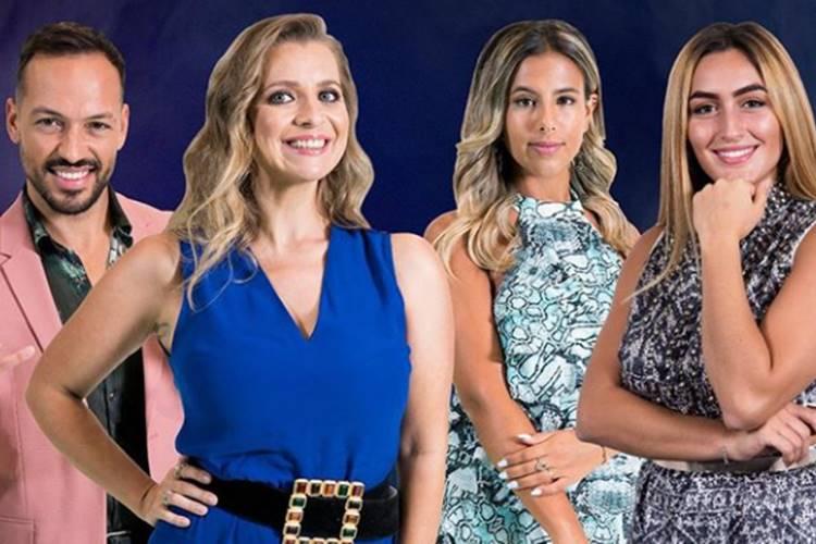 Big Brother A Revolução - André - Andréia, Joana e Zena/TVI