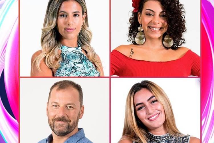 Big Brother – A Revolução: Jéssica Fernandes, Joana, Pedro e Zena são os nomeados da semana