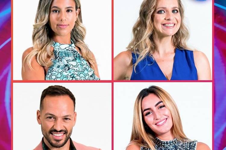 Big Brother – A Revolução: André Abrantes, Andreia, Joana e Zena são os nomeados