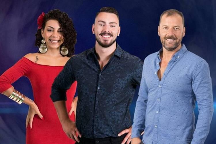 Sondagem Big Brother – A Revolução: Jéssica Fernandes, Pedro ou Renato? Vote!
