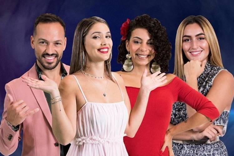 Sondagem Big Brother – A Revolução: André Abrantes, Carina, Jéssica Fernandes ou Zena ? Vote!