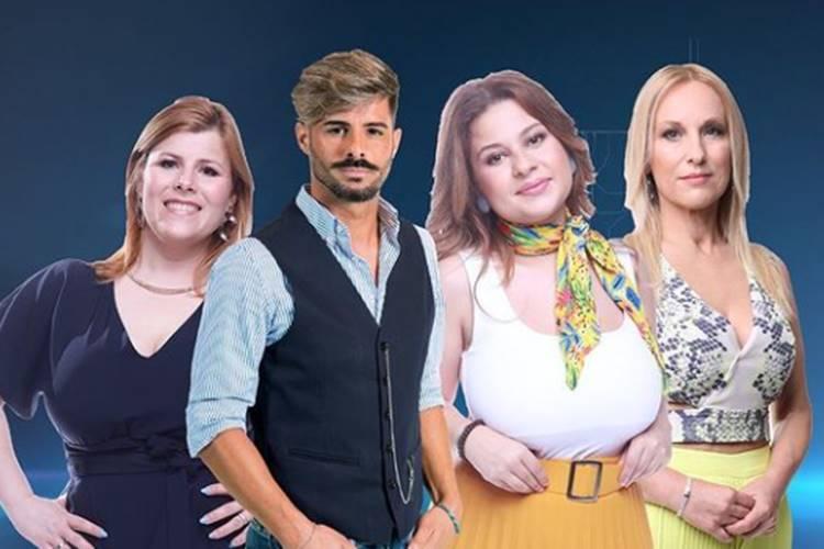 Sondagem Big Brother – Duplo Impacto: Noélia, Rui Pedro, Sandrina ou Teresa? Vote!