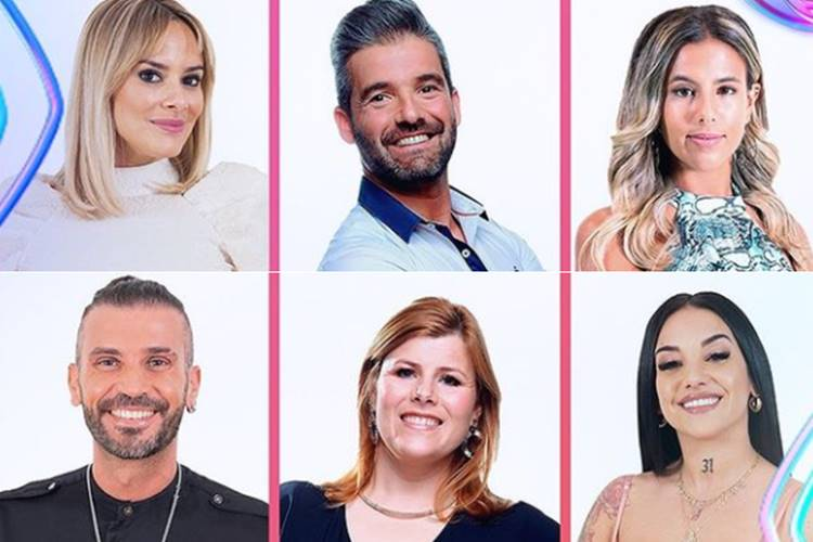 Big Brother - Duplo Impacto - Nomeados da semana/TVI