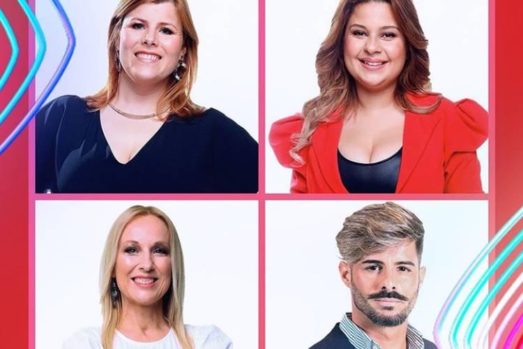Big Brother – Duplo Impacto: Noélia, Rui Pedro, Sandrina e Teresa são os nomeados da semana