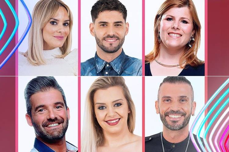 Big Brother - Duplo Impacto - Nomeados/TVI