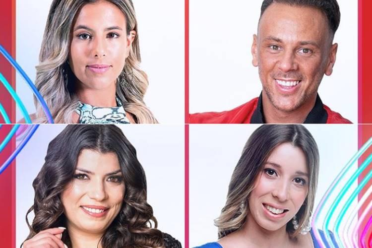 Big Brother – Duplo Impacto: Cláudio, Joana, Sofia e Sónia são os nomeados da semana