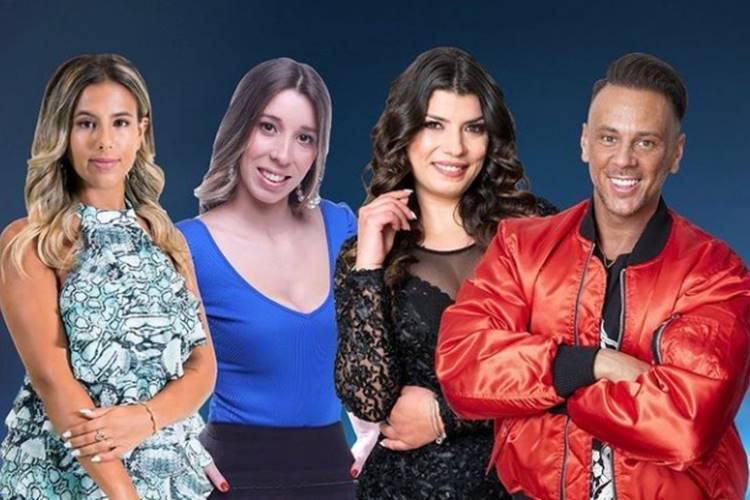 Sondagem Big Brother – Duplo Impacto: Cláudio, Joana, Sofia ou Sónia? Vote!