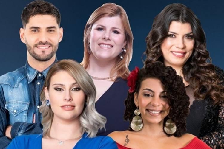 Sondagem Big Brother – Duplo Impacto: Bernardina, Gonçalo Quinaz, Jéssica Fernandes, Noélia ou Sofia? Vote!