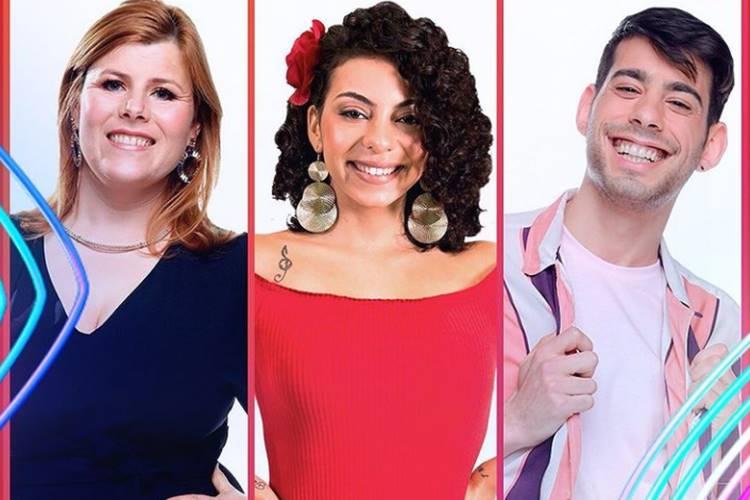 Big Brother – Duplo Impacto: Edmar, Jéssica Fernandes e Noélia são os nomeados da semana
