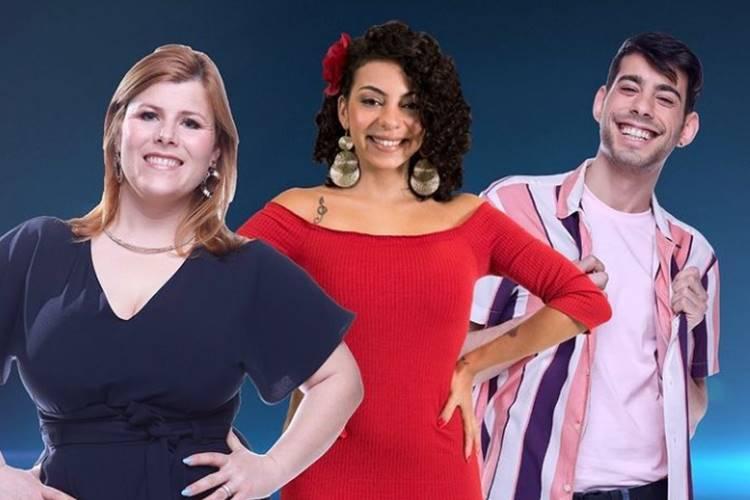 Sondagem Big Brother – Duplo Impacto: Edmar, Jéssica Fernandes ou Noélia? Vote!