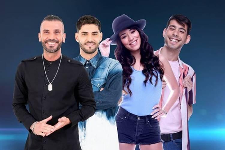 Sondagem Big Brother – Duplo Impacto: Bruno Savate, Edmar, Gonçalo Quinaz ou Jéssica Nogueira? Vote!