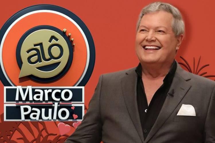 SIC estreia programa 'Alô Marco Paulo'
