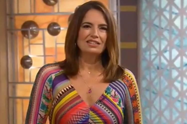 Bárbara Guimarães substitui Júlia Pinheiro em seu programa