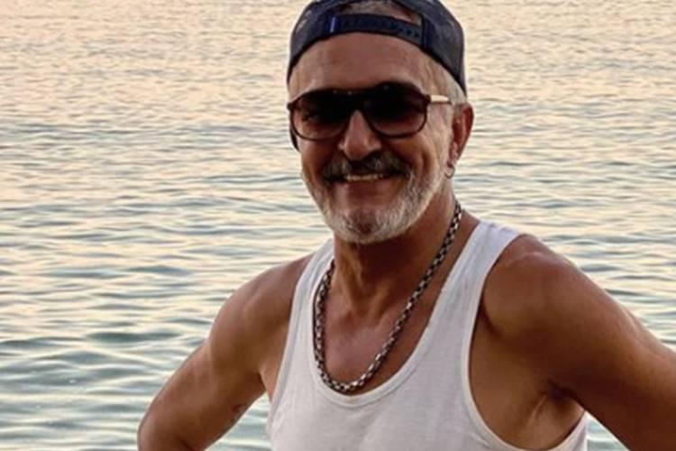 Ator Rogério Samora infarta em gravação de 'Amor Amor'