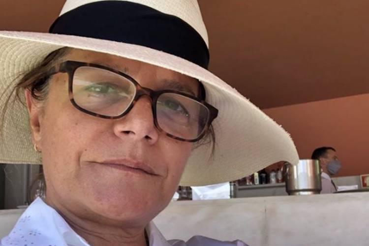 Júlia Pinheiro lamenta morte: 'Uma imensa tristeza'