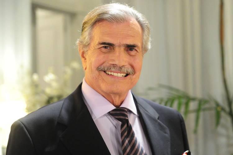 Morreu o ator brasileiro Tarcísio Meira, aos 85 anos